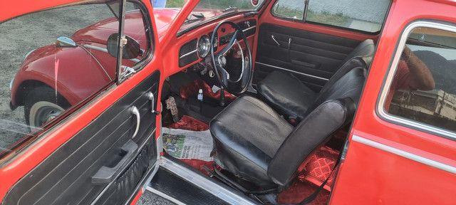 VW fusca 1.300 ano 1970 uma Relíquia   - Foto 10