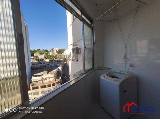 Apartamento com 4 dormitórios à venda, 117 m² por R$ 580.000,00 - Ano Bom - Barra Mansa/RJ - Foto 7