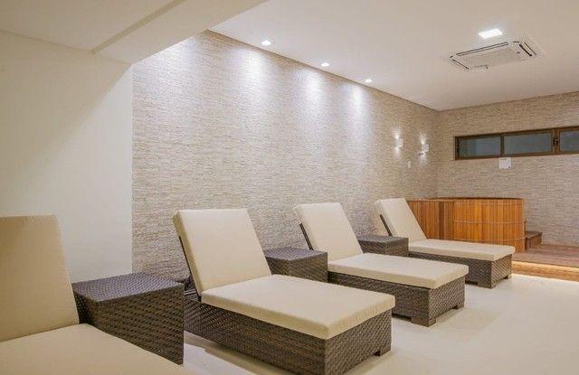 Apartamento beira mar a venda com 4 suítes em Maceió Evolution Sea Parque. Mega área de la - Foto 4