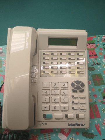 central telefônica intelbras modulare e equipamentos - Foto 3