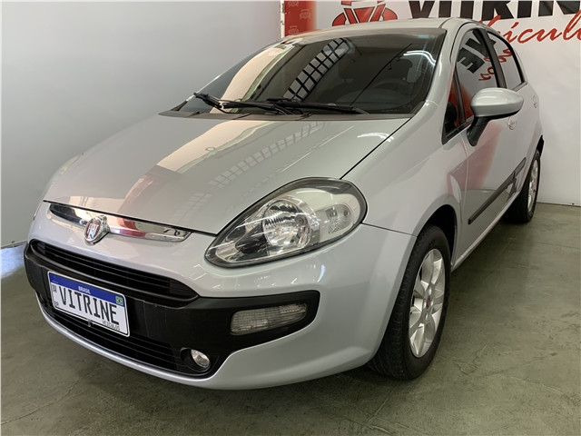 Fiat Punto 2013 1.4 attractive 8v flex 4p manual - Foto 4