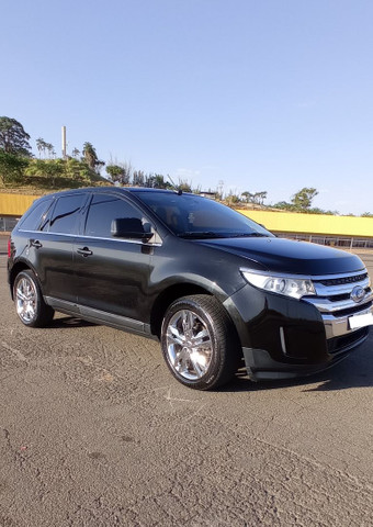 Ford Edge AWD Limited 2011 - Foto 5
