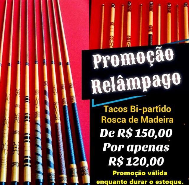 Promoção Tacos Personalizados Preço Direto De Fábrica Whatz 47 30170299