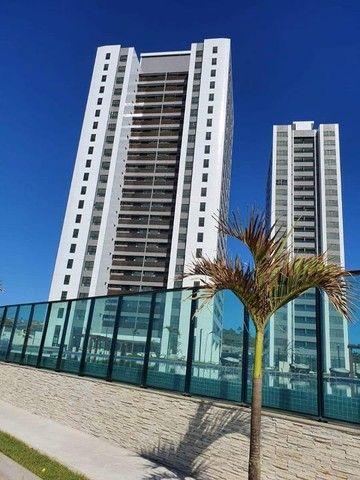 Apartamento beira mar a venda com 4 suítes em Maceió Evolution Sea Parque. Mega área de la - Foto 12
