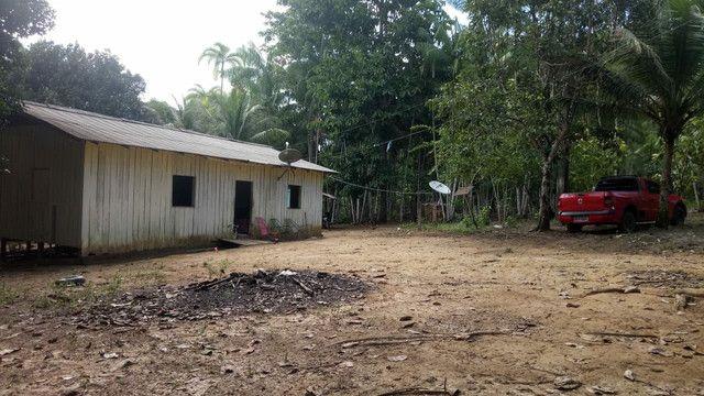 Vendo terreno ou troco por casa em Macapá
