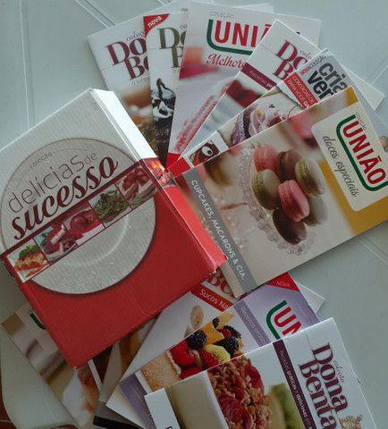 Kit Livros Culinária Editora Mundial  - Foto 6