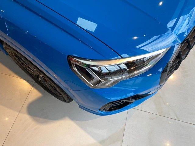 Audi Q3 2021, 1.4 35 TFSI BLACK S LINE S TRONIC, apenas 3.000 km, configuração exclusiva  - Foto 6