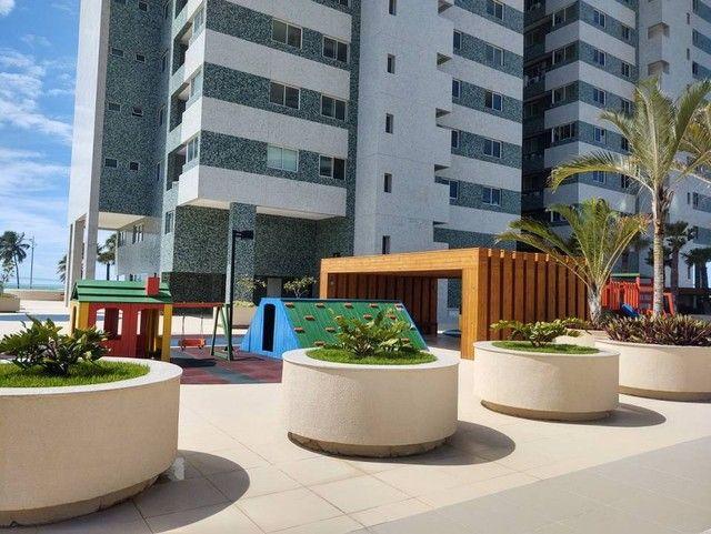 Apartamento beira mar a venda em Maceió com 250 metros quadrados com 4 suítes Ed. Gênova R - Foto 8