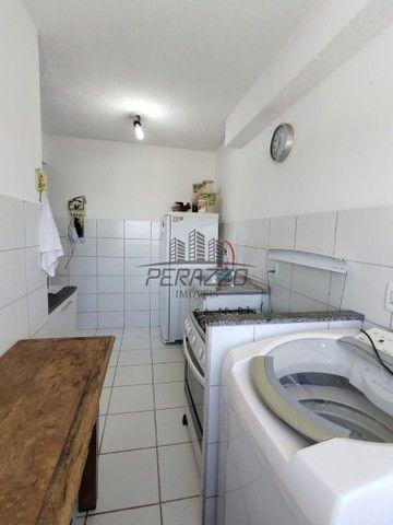 Vende-se ótimo apartamento de 02 quartos na QC 15 por R$255.000,00. - Foto 8