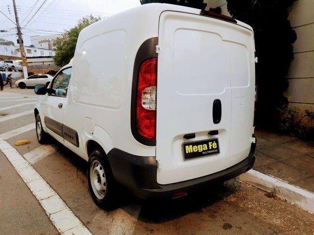 Fiat Fiorino Furgão 1.4 Flex Branco Basico Km Baixa Tem Basica e Completa - Foto 9