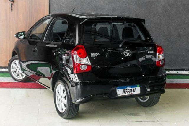 Toyota Etios X Plus 2020 Automático - Foto 5