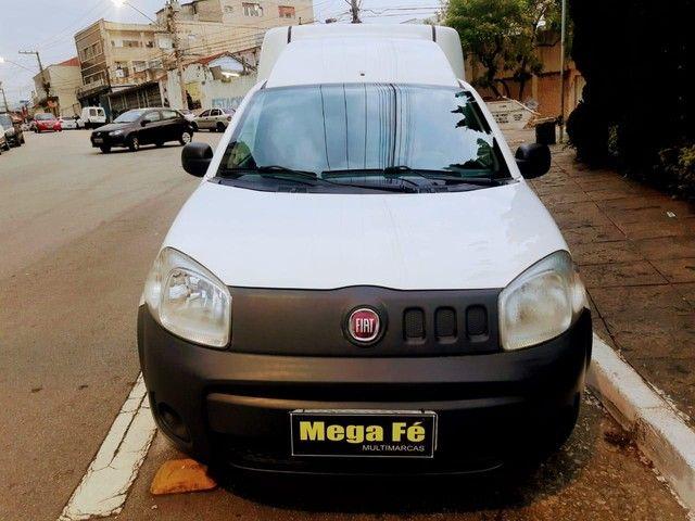 Fiat Fiorino Furgão 1.4 Flex Branco Basico Km Baixa Tem Basica e Completa - Foto 4