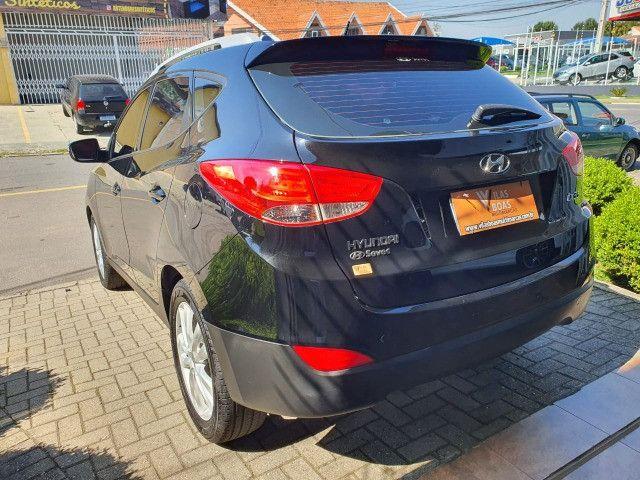 hyundai ix35 2012 automática impecável financia e aceita troca - Foto 5