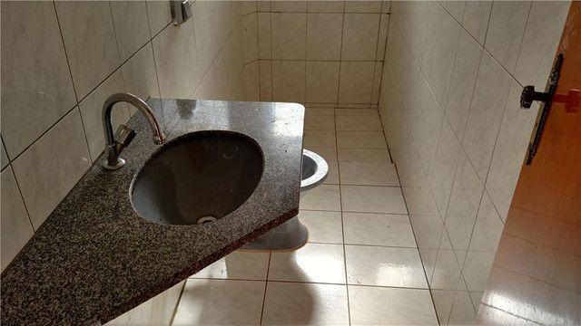 Apartamento com 3 dormitórios para alugar, 0 m² por R$ 600,00/mês - Olinda - Uberaba/MG - Foto 9