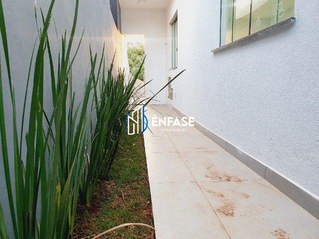 Casa moderna e com 03 quartos disponível para venda no bairro Fernão Dias em Igarapé - Foto 16