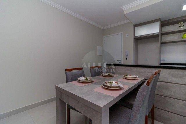 Apartamento Garden com 2 dormitórios à venda, 59 m² por R$ 427.000,00 - Fanny - Curitiba/P - Foto 6