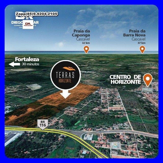 Lotes Terras Horizonte - Venha investir-&#@& - Foto 7