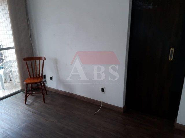 Apartamento amplo 2 dorms. no Campo Grande em Santos garagem demarcada, elevador, salão de - Foto 7