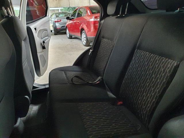 Ford Ka 1.0 Completo !!! Vistoriado 2021 !!! Todas as revisões feitas pela Autofort  - Foto 12