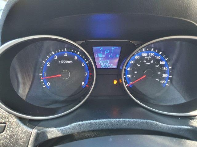 hyundai ix35 2012 automática impecável financia e aceita troca - Foto 12