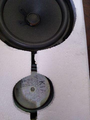 Auto falantes originais Kia Picanto 2011. - Foto 4