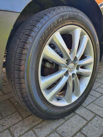 hyundai ix35 2012 automática impecável financia e aceita troca - Foto 13