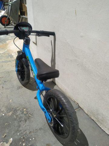 Bicicleta Infantil Nathor (Equilíbrio - sem pedal) - Foto 2