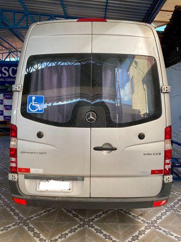 Mercedes Benz Sprinter Teto Alto 21 Lugares com 3 mil rodados - Foto 5