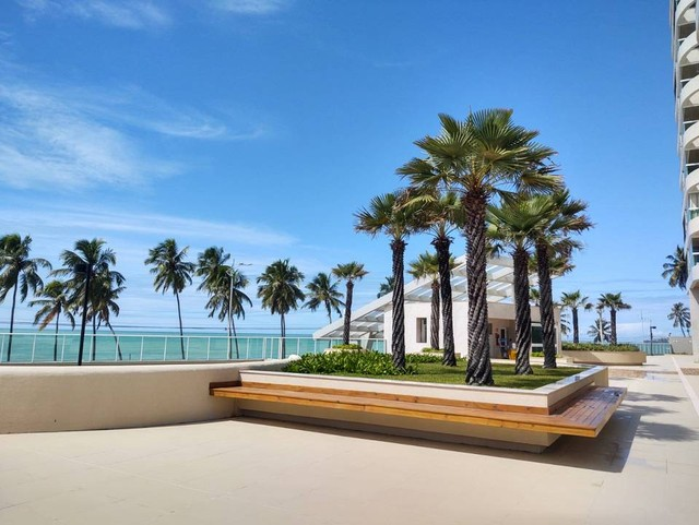 Apartamento beira mar a venda em Maceió com 250 metros quadrados com 4 suítes Ed. Gênova R - Foto 11