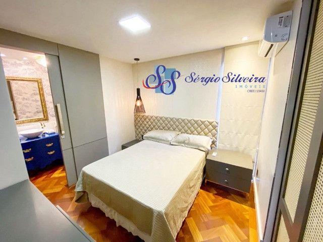 Casa no Alphaville Fortaleza mobiliada e climatizada, com piscina privativa, alto padrão - Foto 16