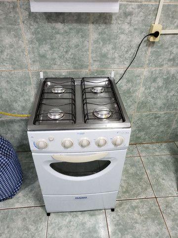 Fogão Dako Supreme Automático 4 Bocas  - Foto 2