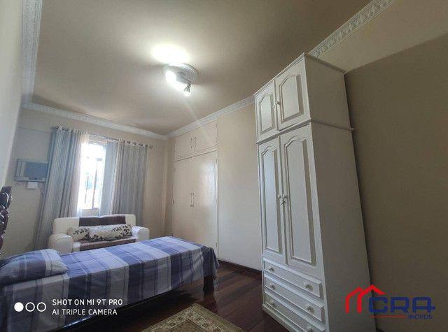 Apartamento com 4 dormitórios à venda, 117 m² por R$ 580.000,00 - Ano Bom - Barra Mansa/RJ - Foto 9