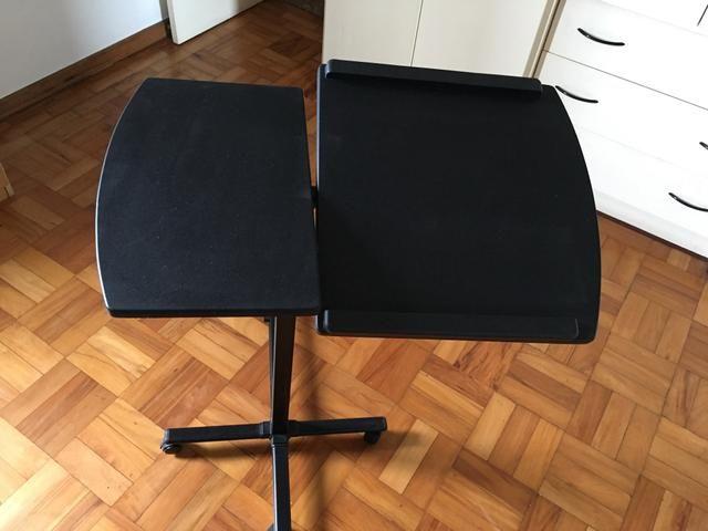 Vender já!! Mesa para notebook com regulador de altura