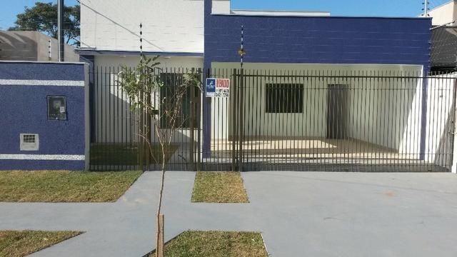 Casa Nova na Laje, Construção de 1ª no Porcelanato