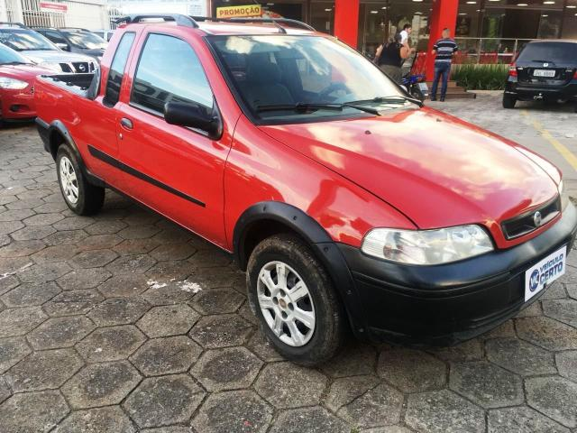 FIAT STRADA 2003/2004 1.4 MPI FIRE CE 8V FLEX 2P MANUAL