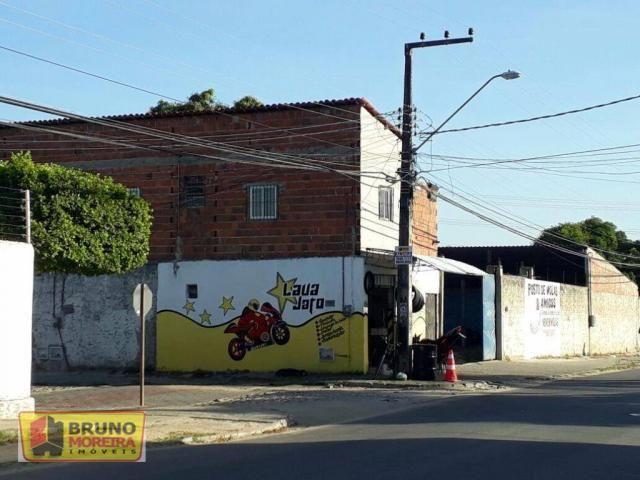 Apartamento residencial para locação, Parque Potira, Caucaia - AP0346.