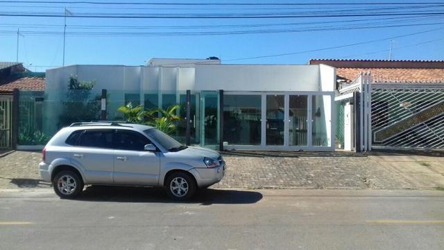 Setor Sul QD 03, Casa Nova 3qts (1suíte) churrasqueira piscina lote 312m²