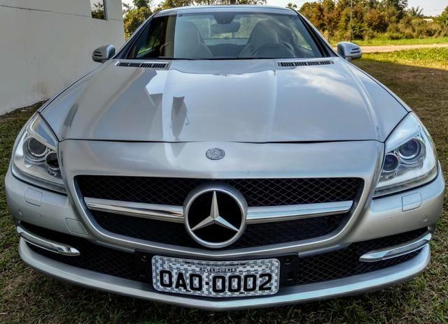 Mercedes-benz slk-200 cgi 2l 1.8 at 11-12 - Foto 2