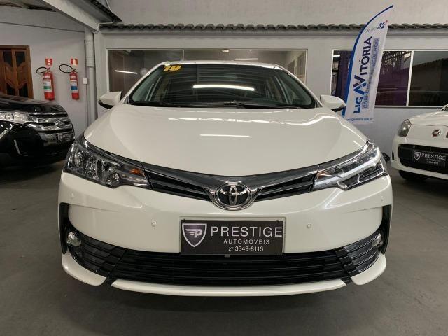 Corolla Xei 2.0 AT Mod.2019 Garantia de Fábrica km 15.600 Impecável Prestige Automóveis - Foto 3