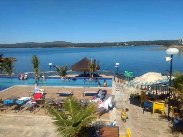 Flat no Resort do Lago em Cadas Novas - GO