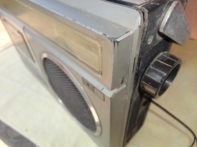 Antigo Rádio Toca Fita National No Estado Leia Cpo Descrição