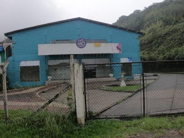 Barracão para alugar, 1000 m² por r$ 12.000,00/mês - cidade jardim - caraguatatuba/sp