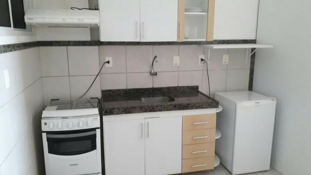 Apartamento em Ponta Negra - 35m² - Rota do Sol Roberto Freire - Foto 5