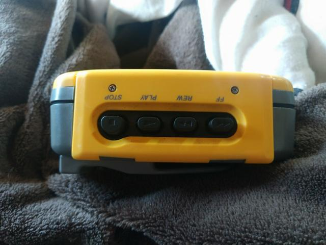 Walkman Sony Sport