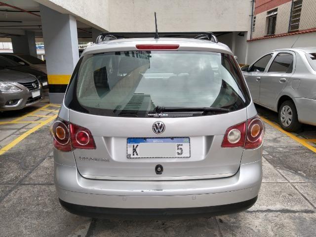 VW Spacefox Sportline 1,6 Flex Raridade Muito Novo Valor Real Sem Pegadinhas!!!!!! - Foto 5