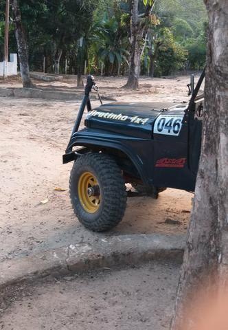 Jeep willys documentado
