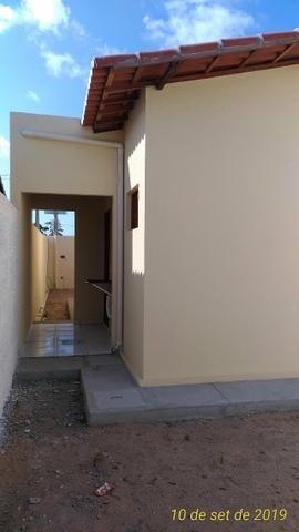 Linda casa no Flores do Campo II com 78m2. Documentação grátis. Apenas R$ 139.000,00 - Foto 12