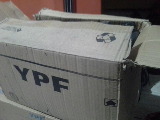 Óleo lubrificante motor 5w 30 sintético ypf - Foto 4