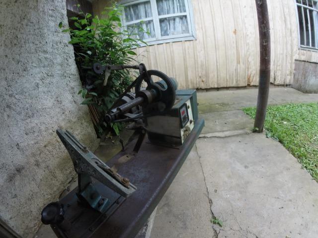 Maquina para enrolar/rebobinar induzidos (bobinadeira) - Foto 5