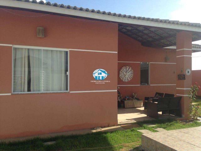 Casa de condomínio à venda com 3 dormitórios em Arembepe, Arembepe (camaçari) cod:142